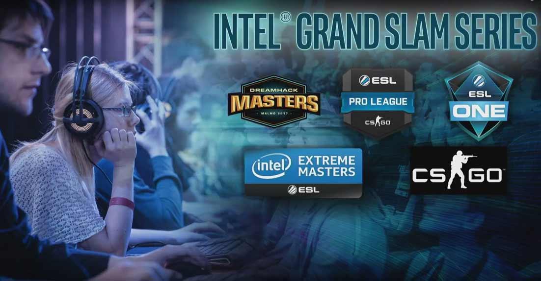 ESL Intel Grand Slam